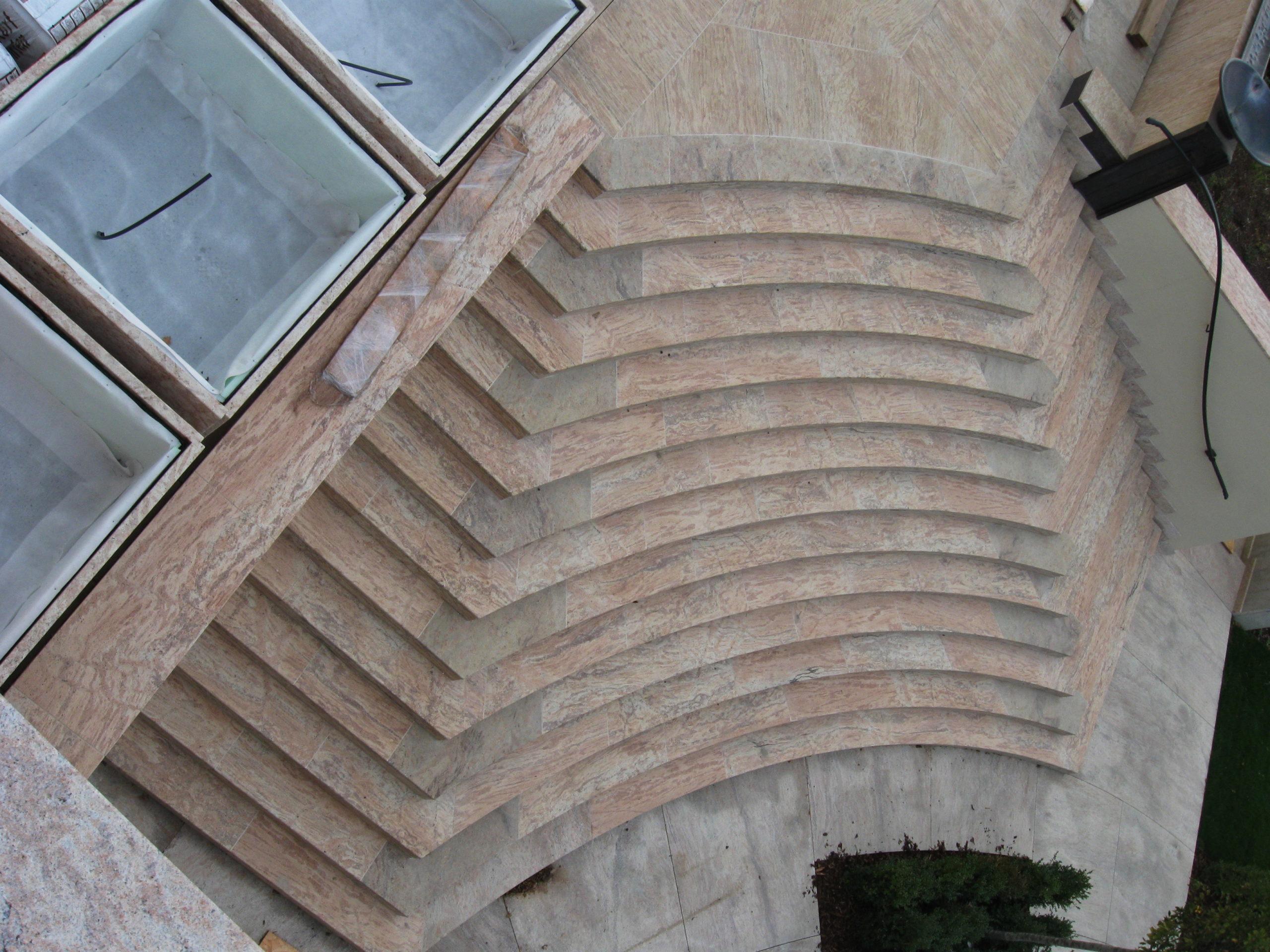 Vonkajšie schodisko